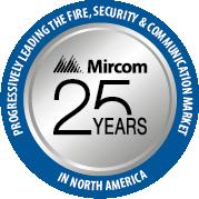 Mircom Celebrating 25 years